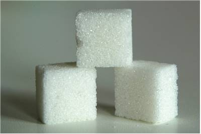 White Sugar Cube Invention
